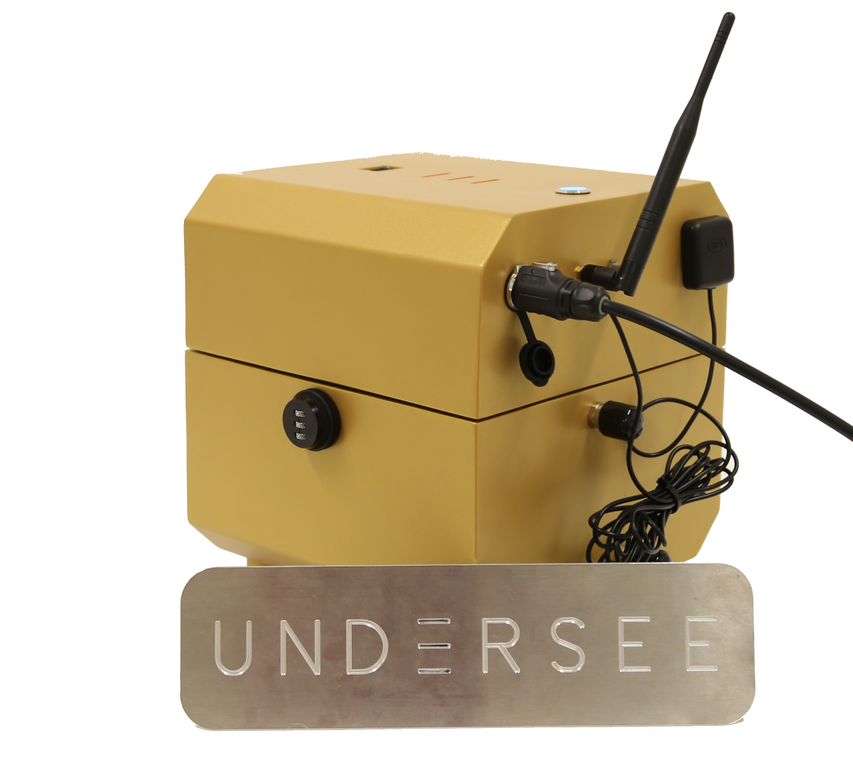 UNDERSEE_water is a small and easy-to-install device, equipped with state-of-the-art sensors technology, used to collect data from water bodies at real-time.
